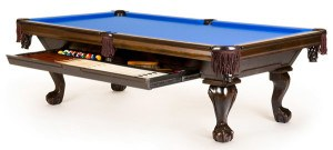Pool table services and movers and service in Davenport Iowa