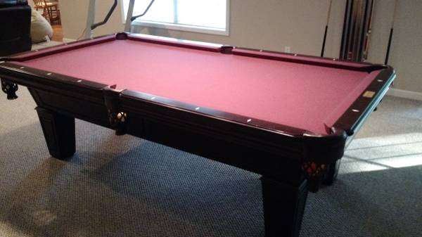 Pool Tables For Sale In DavenportSOLO Davenport Pool Table Movers - Fischer pool table