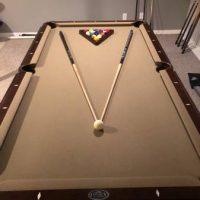 8ft Billiards Legacy Pool Table