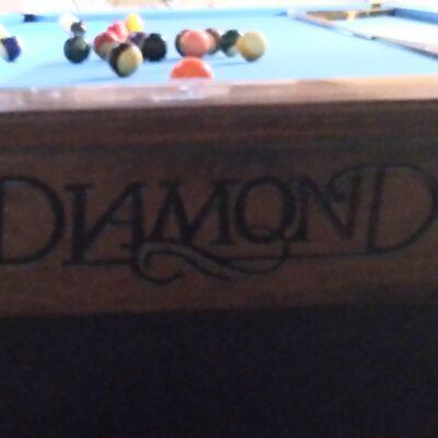 One of twenty Diamond 10' table